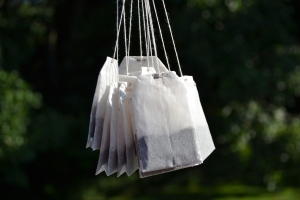 Tea bags of choice